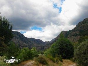 Cañón del río Tera, aguas arriba del Lago de Sanabria