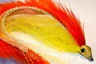 Streamer Bunny Bug naranja