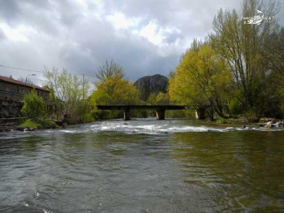 Villafeliz, río Luna
