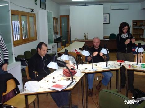 Escuela regional de Pesca Fluvial