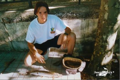 Miguel Angel lucio en Trillo